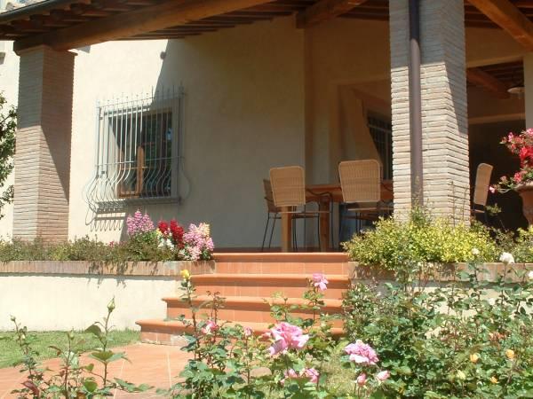 Veranda appartamento Quercia